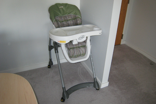 Evenflo Expressions Plus Highchair