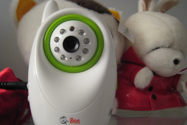 Q-See Wireless Baby Monitor